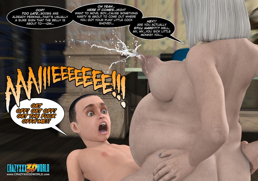 3d comic langsuirs chronicles 12 7